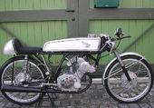 HONDA CR 110 1963