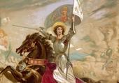 Jeanne d'Arc réveille & libère la France