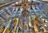 Metz, cathédrale Saint-Etienne
