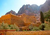 Egypte, Sinaï, monastère Ste-Catherine