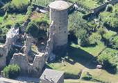 château de La Brigue