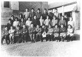 classe de CE2 1963