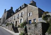Maisons bretonnes.