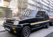 R5 CAR VAN DE CHEZ HEULIEZ