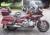 Puzzle 1200 GOLDWING INTERSTADE 1984