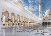 ABU DHABI LA MOSQUEE