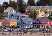 plage colorée