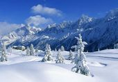 Puzzle Les Alpes