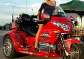 TRIKE 1800 GOLDWING