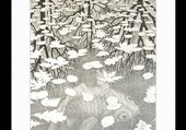 Escher : 3 mondes