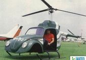 VW COCCINELLE  HELICO