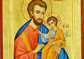 Icône saint Joseph