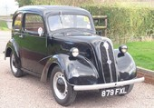 Puzzle FORD POPULAR 1955