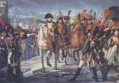 Napoléon à Augsburg (Allem.)