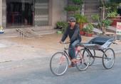 Taxi à Chau Doc