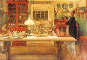 Larsson Karin dans la Cuisine
