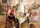 Larsson Les Enfants