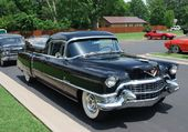 CADILLAC FLOWER CAR  1955