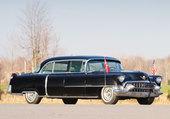 CADILLAC 75  PRÉSIDENTIELLE 1955