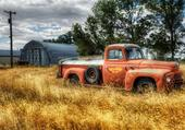 Puzzle ford f100