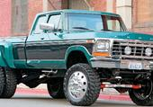 Puzzle ford f350