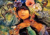La princesse de l'Amazonie