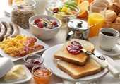 Bon dejeuner