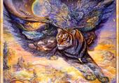 Puzzle Le tigre-phalène