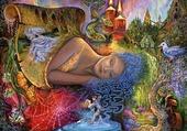 Puzzle Rêver en couleur