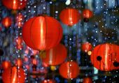 CHINA'S LANTERNS
