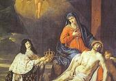 Ph de Champaigne Le voeu de Louis XIII