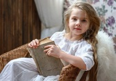 une lectrice assidue