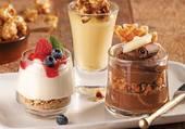 Desserts très appétissant