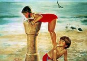 A la plage - Donald Zolan