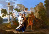Puzzle Nicolas Poussin, La fuite en Egypte