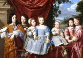 Ph. de Champaigne, Les Enfants Montmor