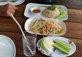 repas thailandais