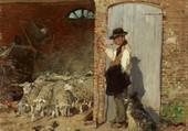 Tableau de Hugo Mühlig 1854-1929