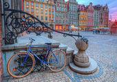 Rynek en Pologne
