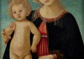 Vierge et enfant Botticelli