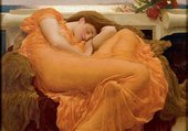 Frederic Leighton, June flamboyante