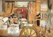 L'atelier - Carl Larsson