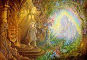 Le portail vers le pays des fées