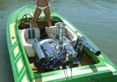 HORS-BORD CUSTON V8