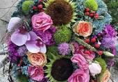 Joli bouquet de fleurs