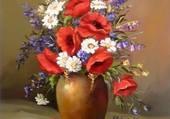 bouquet d'éré