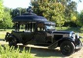 CORBILLARD CADILLAC 1929