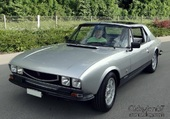 PEUGEOT 504 V6 TARGA CARRENA 1977