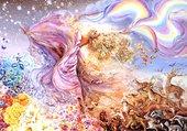 La femme arc-en-ciel 2