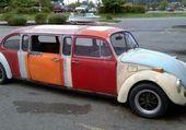 VW COCCINELLE  MODIFIER